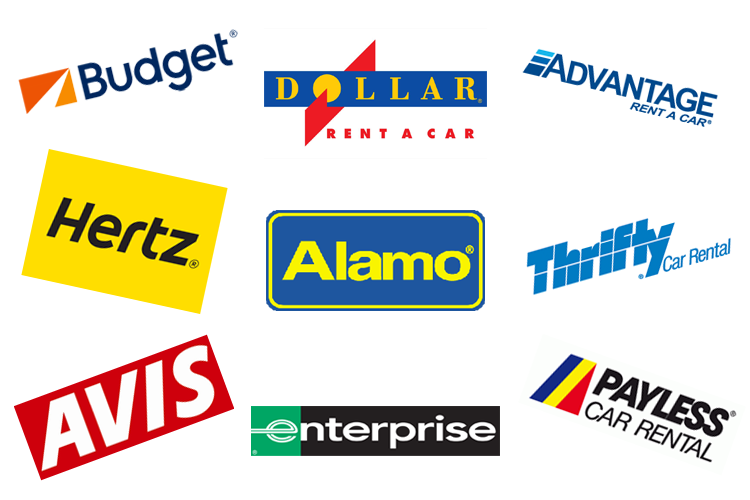 Car-Rental-Logos