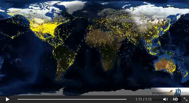 World Air Traffic